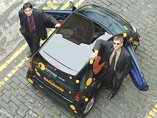 Simon Parkinson & Stefan Cent